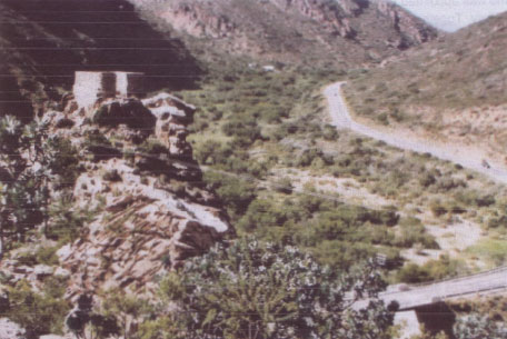 Anglo-Boer War Forts of Montagu, Western Cape (1899-1902)
